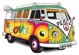Hippie Van, Courtesy blingcheese.com