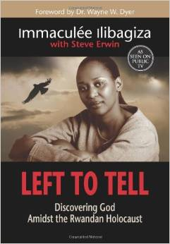 Left to Tell Book Cover