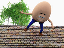 Humpty Dumpty Courtesy Dreamstime.com